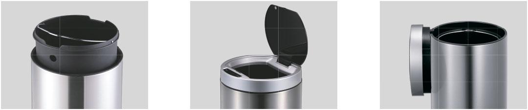 Сенсорное мусорное ведро EKO серия DOCOMO (EK8285)| EKO RUSSIA