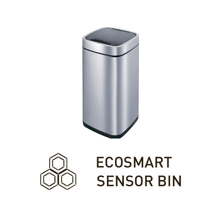Современное сенсорное мусорное ведро EKO серии ECOSMART EK9288| EKO RUSSIA