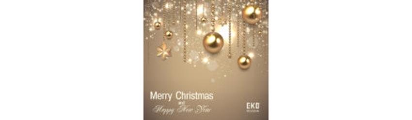 С Новым Годом! Поздравление от EKO